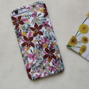 NEW  iPhone iPhone XS Max Floral   pattern  case